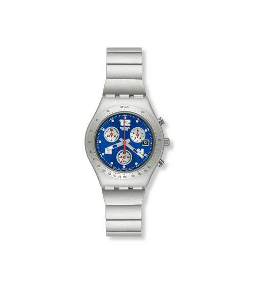 6b04f88f7 Swatch Irony YMS4001AG GENTLE BREEZE For Men ساعة رجالية