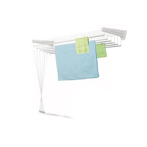 Casabriko Wall Ceiling Laundry Rack منشر ملابس