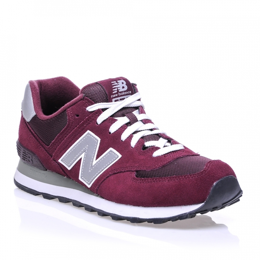 hot sale online ae040 e6d4a حذاء رجالي من ماركة New Balance/ M574NBU