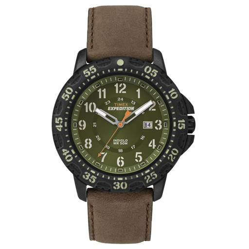03f1665c4 Timex T49996 Mens Timex Indiglo Expedition Watch ساعة رجالية