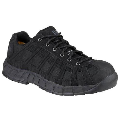 e5f129d34 CAT Switch S1 Black Safety Trainers With Steel Toe Cap P717356 shoes  الأحذية الصناعية من ماركه كاتربيلر
