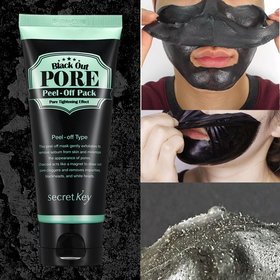 pore peel off mask