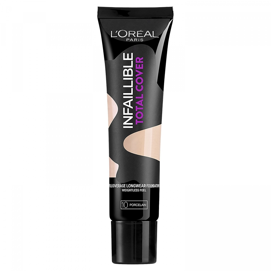 a8cd165b6 L'Oreal Paris Infallible Total Cover Foundation فاونديشن